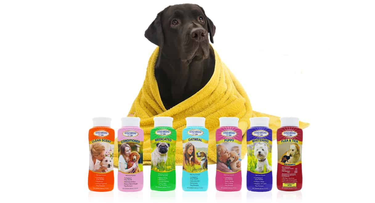 Gold Medal Pets Dog Grooming Products